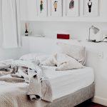 Een andere slaapkamer